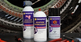 How Techspray Developed a Powerful & Safe Aviation Industrial Degreaser